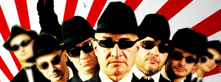 "BLUES BROTHERS ""Eight Killers"""